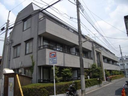 東京都板橋区、中板橋駅徒歩8分の築24年 3階建の賃貸マンション