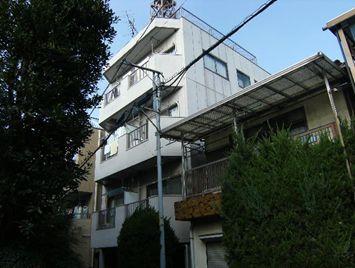 東京都板橋区、中板橋駅徒歩12分の築35年 4階建の賃貸マンション