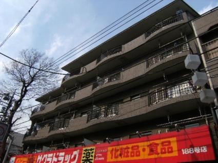 東京都練馬区、上板橋駅徒歩10分の築26年 5階建の賃貸マンション