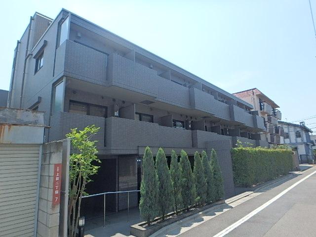 東京都杉並区、阿佐ケ谷駅徒歩27分の築7年 5階建の賃貸マンション