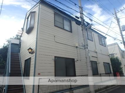 東京都杉並区、阿佐ケ谷駅徒歩22分の築23年 2階建の賃貸アパート