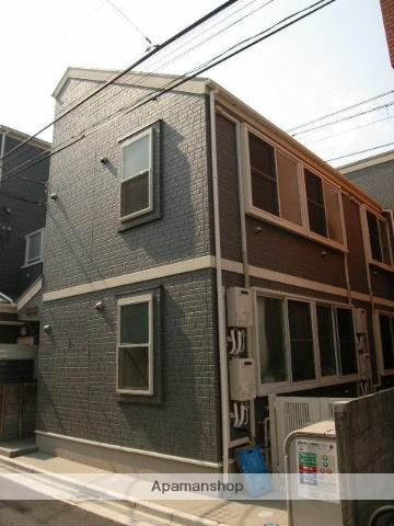 東京都杉並区、阿佐ケ谷駅徒歩7分の築9年 2階建の賃貸アパート