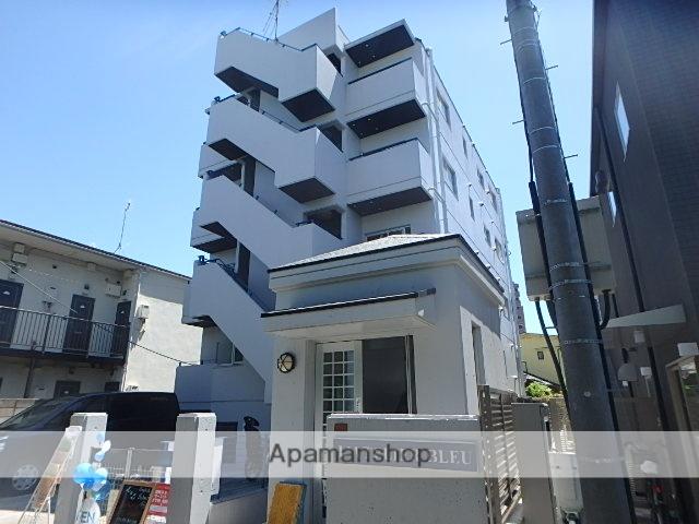 東京都杉並区、阿佐ケ谷駅徒歩9分の築25年 4階建の賃貸マンション