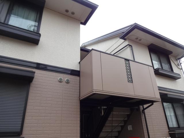 東京都杉並区、上北沢駅徒歩17分の築21年 2階建の賃貸アパート