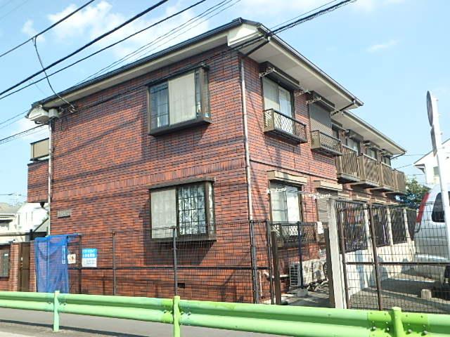 東京都杉並区、下井草駅徒歩22分の築19年 2階建の賃貸アパート