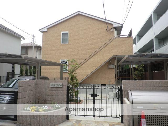 東京都杉並区、西荻窪駅徒歩7分の築33年 2階建の賃貸アパート