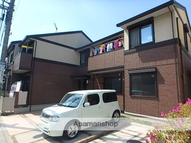 東京都杉並区、井荻駅徒歩11分の築6年 2階建の賃貸アパート