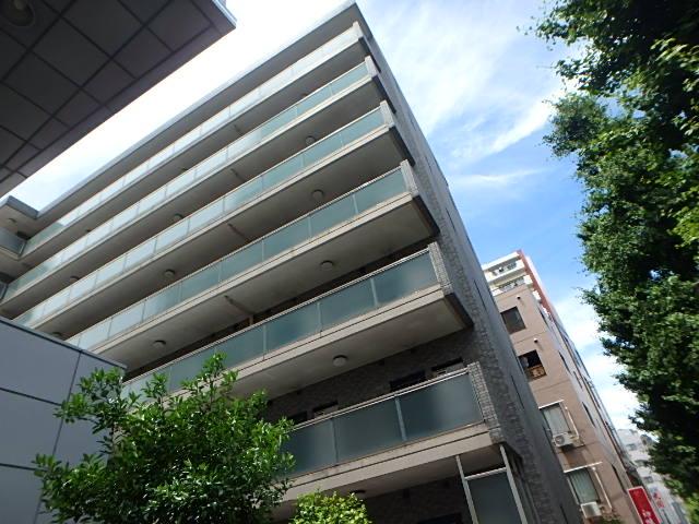 東京都杉並区、阿佐ケ谷駅徒歩9分の築19年 7階建の賃貸マンション