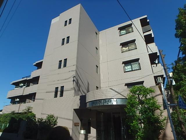 東京都杉並区、荻窪駅徒歩17分の築25年 5階建の賃貸マンション
