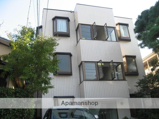 東京都杉並区、西荻窪駅徒歩13分の築29年 3階建の賃貸マンション