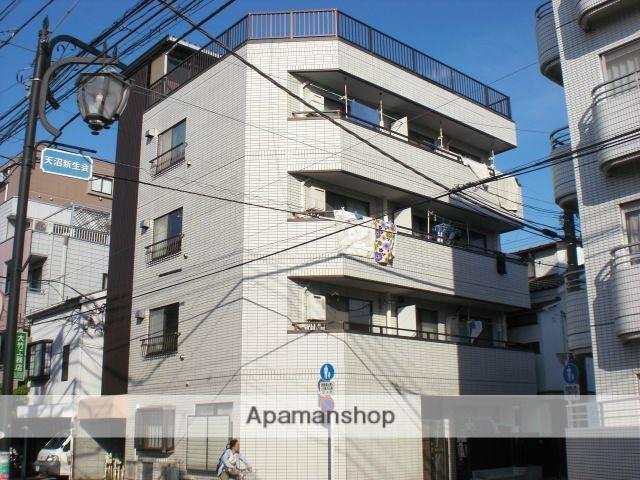 東京都杉並区、阿佐ケ谷駅徒歩24分の築26年 4階建の賃貸マンション