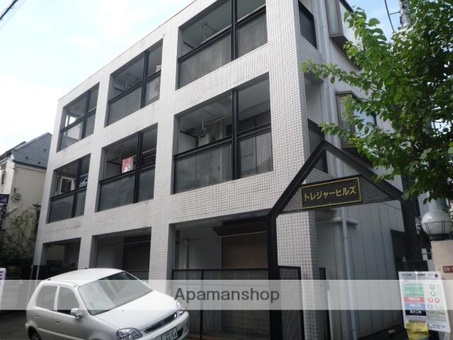東京都杉並区、西荻窪駅徒歩2分の築25年 3階建の賃貸マンション