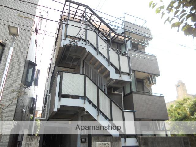 東京都杉並区、井荻駅徒歩13分の築20年 3階建の賃貸マンション