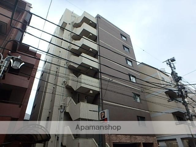 東京都杉並区、下井草駅徒歩9分の築10年 8階建の賃貸マンション