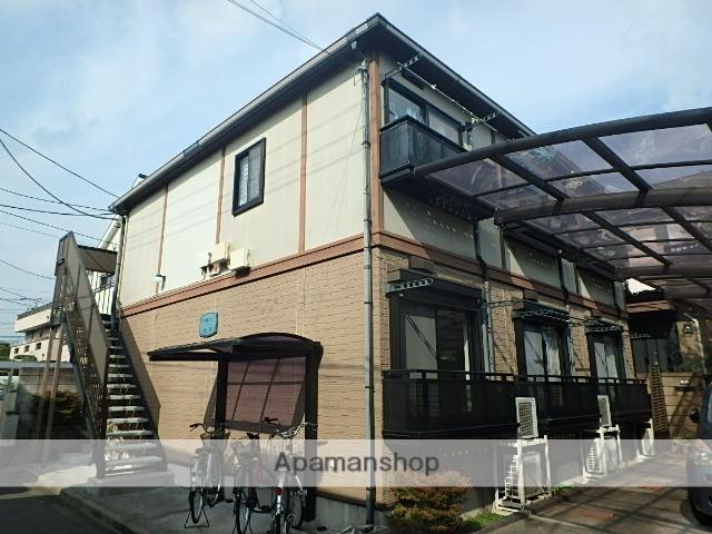 東京都杉並区、荻窪駅徒歩16分の築17年 2階建の賃貸アパート