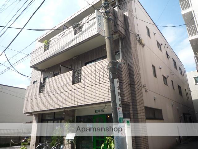 東京都杉並区、西荻窪駅徒歩2分の築20年 3階建の賃貸マンション