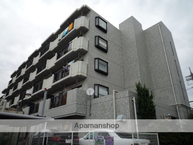 東京都杉並区、荻窪駅徒歩18分の築28年 5階建の賃貸マンション