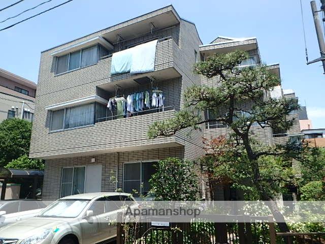 東京都杉並区、荻窪駅徒歩9分の築29年 3階建の賃貸マンション