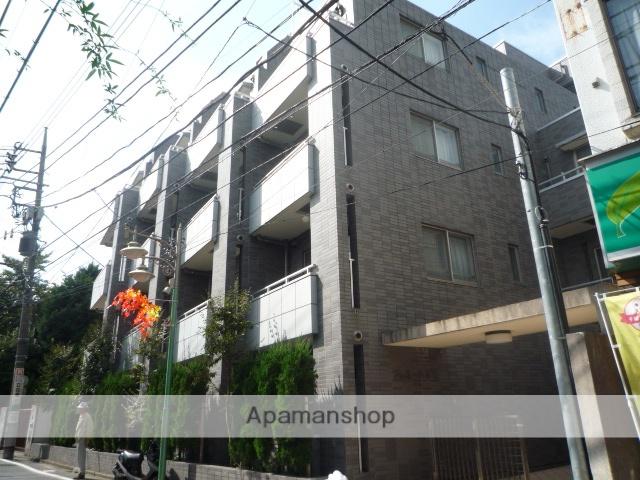 東京都杉並区、西荻窪駅徒歩4分の築15年 5階建の賃貸マンション