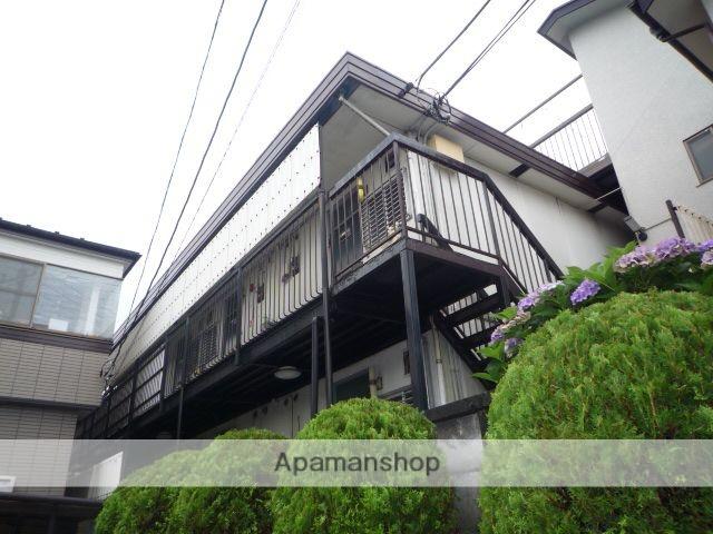 東京都杉並区、西荻窪駅徒歩25分の築38年 2階建の賃貸アパート