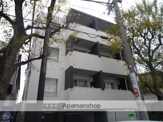 東京都杉並区、荻窪駅徒歩15分の築10年 4階建の賃貸マンション