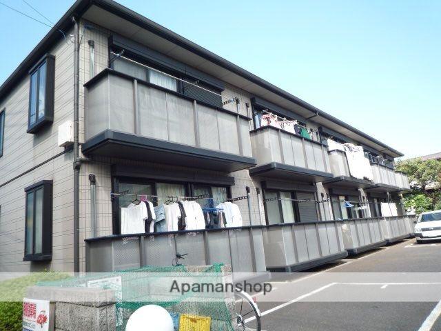東京都杉並区、西荻窪駅徒歩10分の築18年 2階建の賃貸アパート