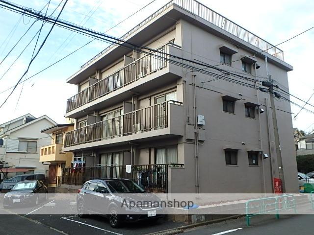 東京都杉並区、荻窪駅徒歩16分の築51年 3階建の賃貸マンション