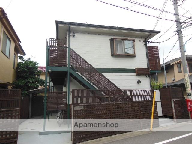 東京都杉並区、阿佐ケ谷駅徒歩20分の築24年 2階建の賃貸アパート