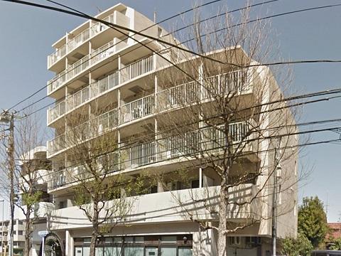 東京都杉並区、下井草駅徒歩13分の築27年 7階建の賃貸マンション