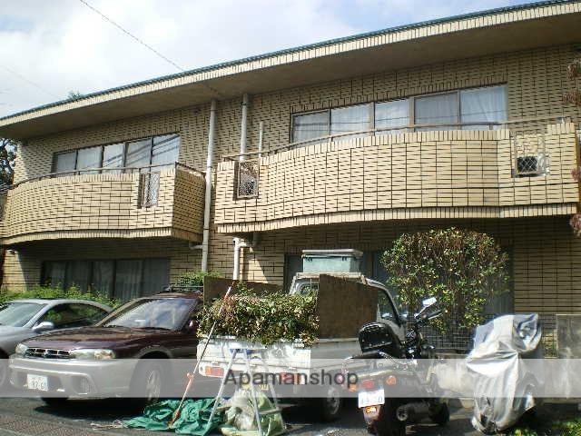 東京都杉並区、荻窪駅徒歩15分の築27年 2階建の賃貸マンション