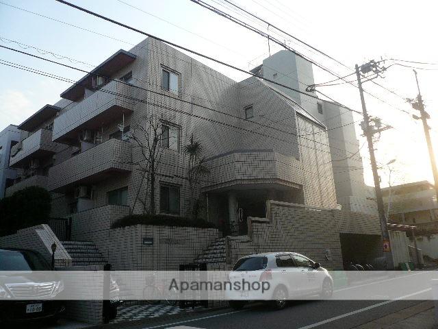 東京都杉並区、練馬高野台駅徒歩25分の築31年 3階建の賃貸マンション