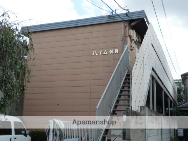 東京都杉並区、荻窪駅徒歩15分の築28年 2階建の賃貸アパート