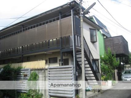 東京都杉並区、西荻窪駅徒歩12分の築35年 2階建の賃貸アパート