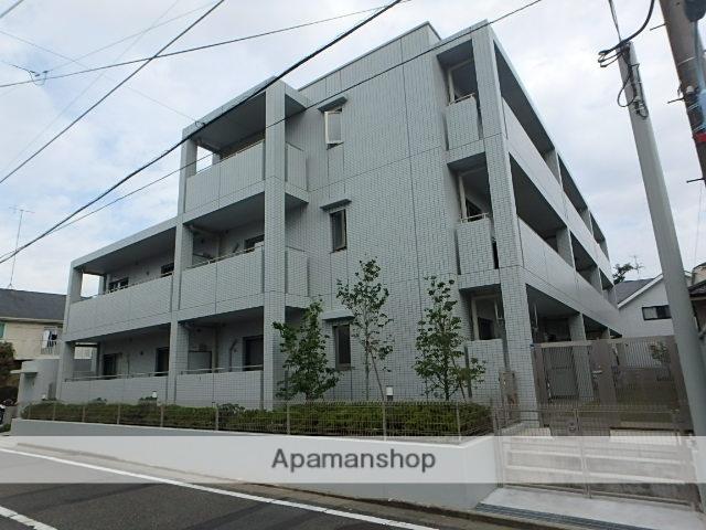 東京都杉並区、荻窪駅徒歩15分の築1年 3階建の賃貸マンション