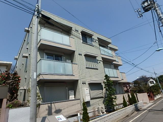 東京都杉並区、荻窪駅徒歩23分の築1年 3階建の賃貸アパート