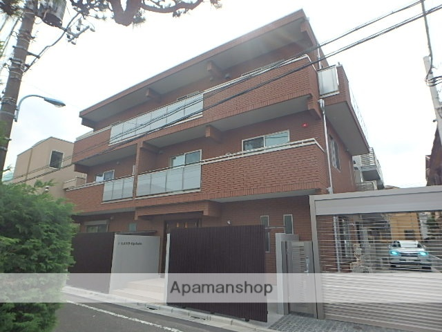 東京都杉並区、阿佐ケ谷駅徒歩14分の築1年 3階建の賃貸マンション