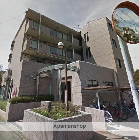 東京都杉並区、荻窪駅徒歩17分の築26年 4階建の賃貸マンション