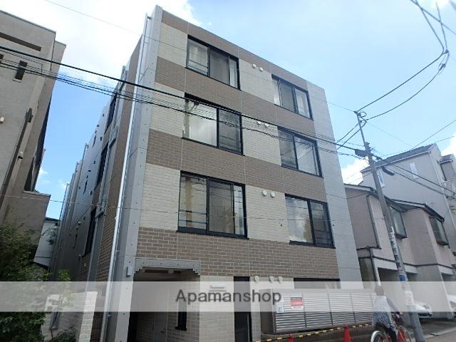 東京都杉並区、阿佐ケ谷駅徒歩5分の新築 4階建の賃貸マンション