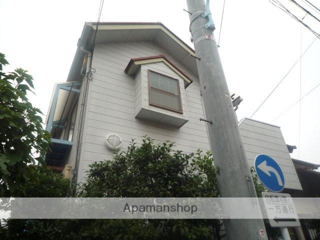 東京都杉並区、荻窪駅徒歩9分の築24年 2階建の賃貸アパート