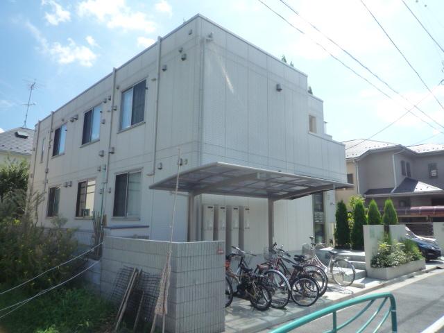 東京都杉並区、下井草駅徒歩7分の築7年 2階建の賃貸アパート