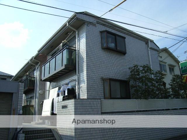 東京都杉並区、西荻窪駅徒歩17分の築26年 2階建の賃貸アパート