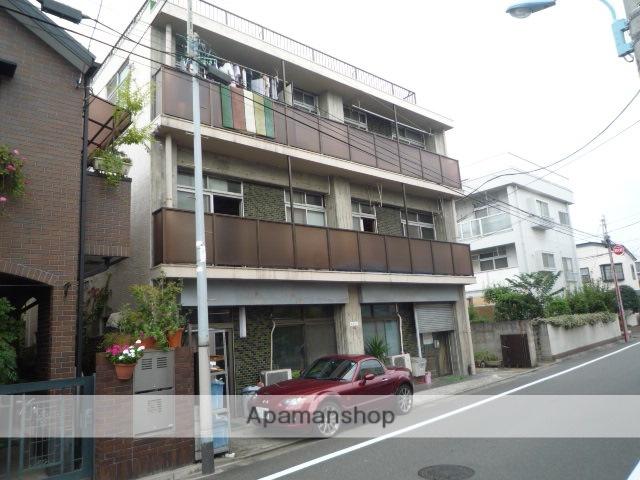 東京都杉並区、西荻窪駅徒歩10分の築44年 3階建の賃貸マンション
