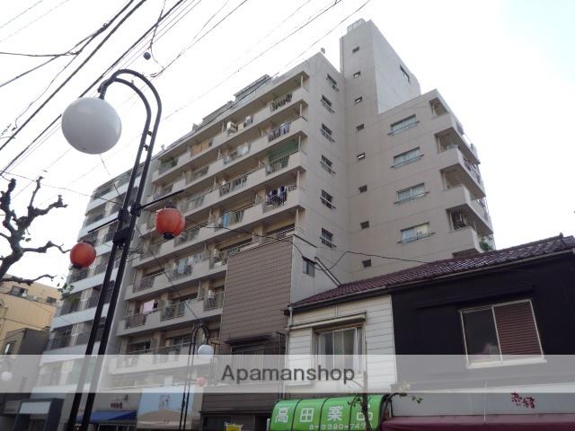 東京都杉並区、荻窪駅徒歩20分の築45年 10階建の賃貸マンション