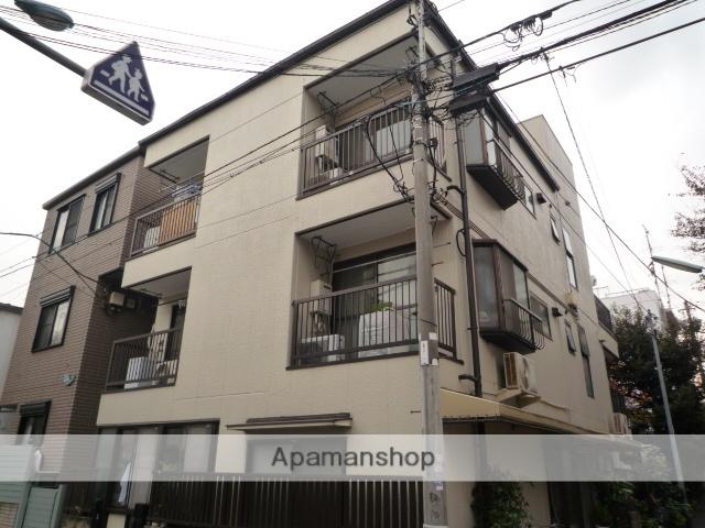 東京都杉並区、西荻窪駅徒歩6分の築27年 3階建の賃貸マンション