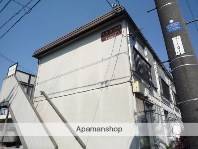 東京都杉並区、西荻窪駅徒歩24分の築30年 2階建の賃貸アパート