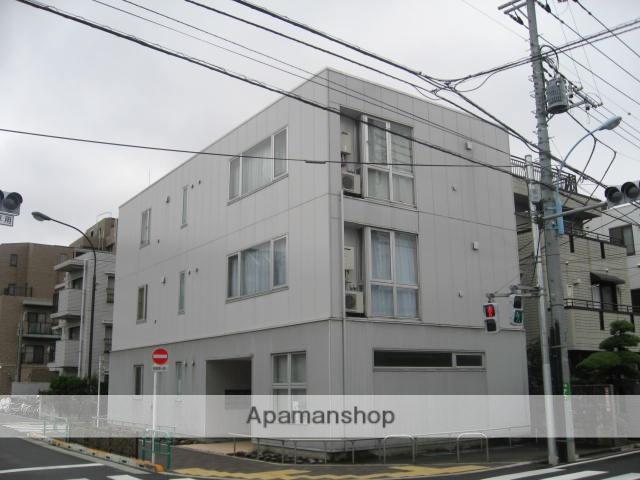 東京都杉並区、西荻窪駅徒歩16分の築18年 3階建の賃貸マンション