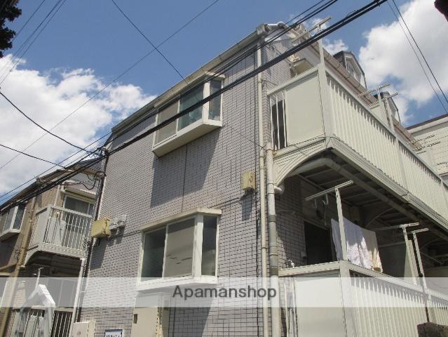 東京都杉並区、阿佐ケ谷駅徒歩8分の築27年 3階建の賃貸アパート