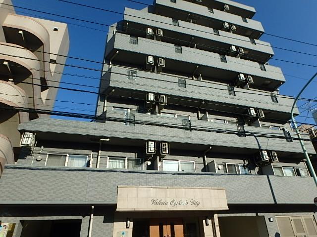 東京都杉並区、荻窪駅徒歩9分の築11年 7階建の賃貸マンション