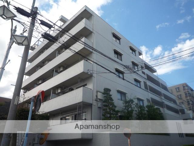 東京都杉並区、井荻駅徒歩15分の築25年 6階建の賃貸マンション