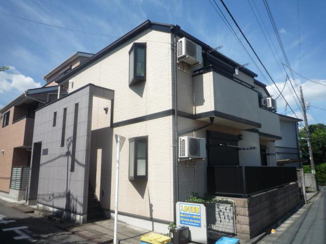 東京都杉並区、阿佐ケ谷駅徒歩16分の築13年 2階建の賃貸アパート